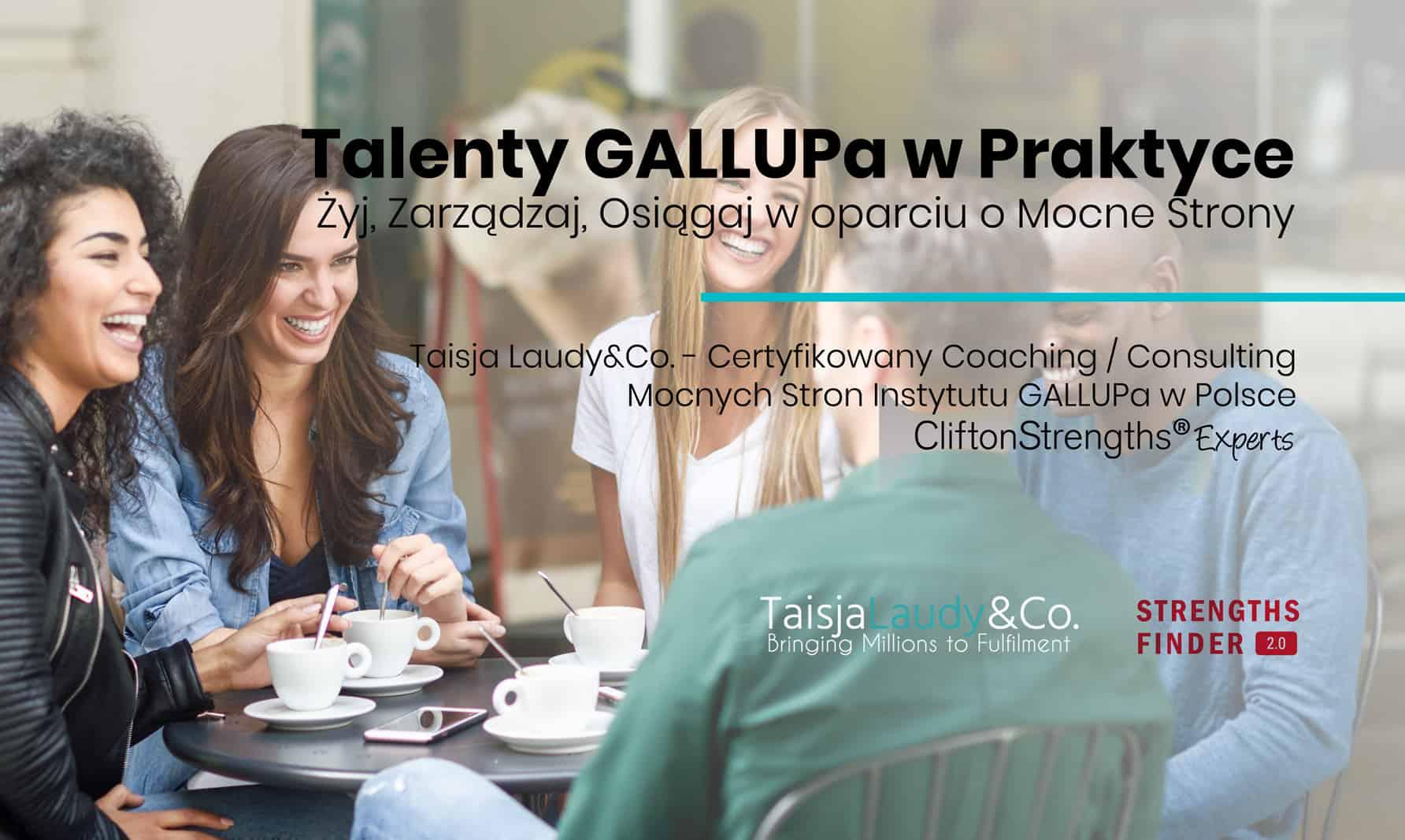 Meet Up - Talenty GALLUPa w Praktyce