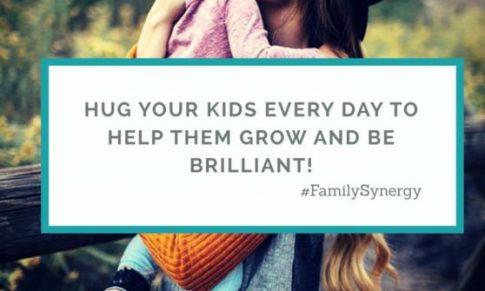 Tul swoje dzieci codziennie, to pomoże im wzrastać i być najlepszą wersją siebie!