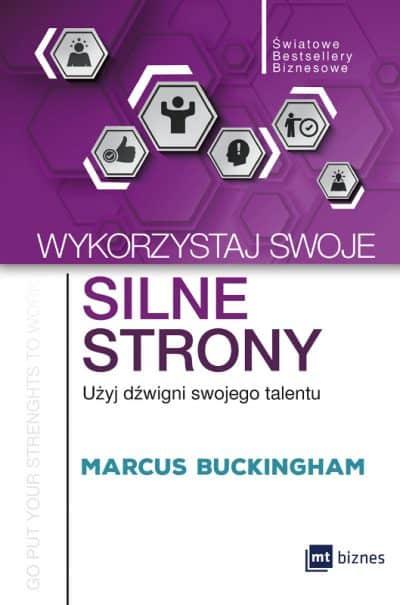 książka silne strony Marcus Buckingham